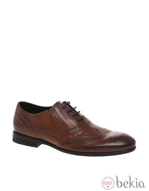Zapatos marrones de H by Hudson