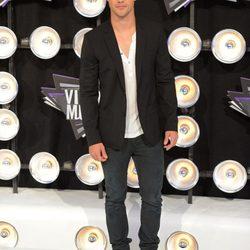 El look de Taylor Lautner en los MTV Video Music Awards 2011