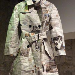 Vestidos de papel de Aspesi