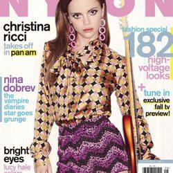Portadas de revistas, septiembre de 2011