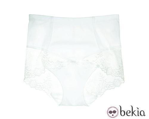 Braga reductora blanca de DKNY Intimates