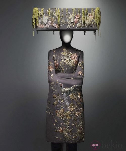 Colección VOSS de Alexander McQueen, otoño/invierno 2001