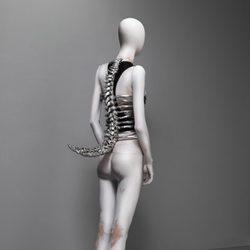 Corsé Spine de Alexander McQueen