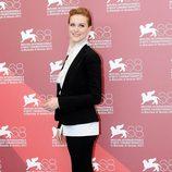 Evan Rachel Wood en el Festival de Venecia de Dolce & Gabbana
