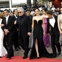 Elena Anaya de Elie Saab en el Festival de Cannes