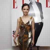 Elena Anaya con vestido de paillettes de Dior en Cannes