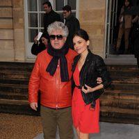 Elena Anaya en el desfile de Dior de la Semana de la Moda de París
