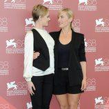 Evan Rachel Wood y Kate Winslet, protagonistas de 'Mildred pierce'