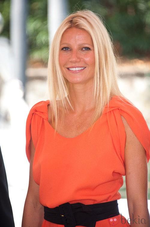 Gwyneth Paltrow en el Festival de Venecia 2011
