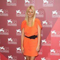 Gwyneth Paltrow de Prada en el Festival de Venecia 2011