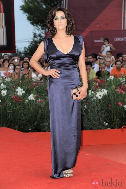 Valentina Lodovini en el Festival de Venecia 2011