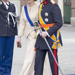 Looks de la realeza en la coronación de Guillermo Alejandro de Holanda
