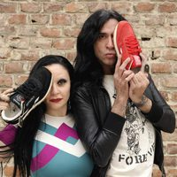 Alaska y Mario Vaquerizo, imagen del 30 aniversario de Reebok Classic Leather