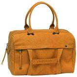 Bolso 3D en color miel de la colección primavera/verano 2013 de Longchamp