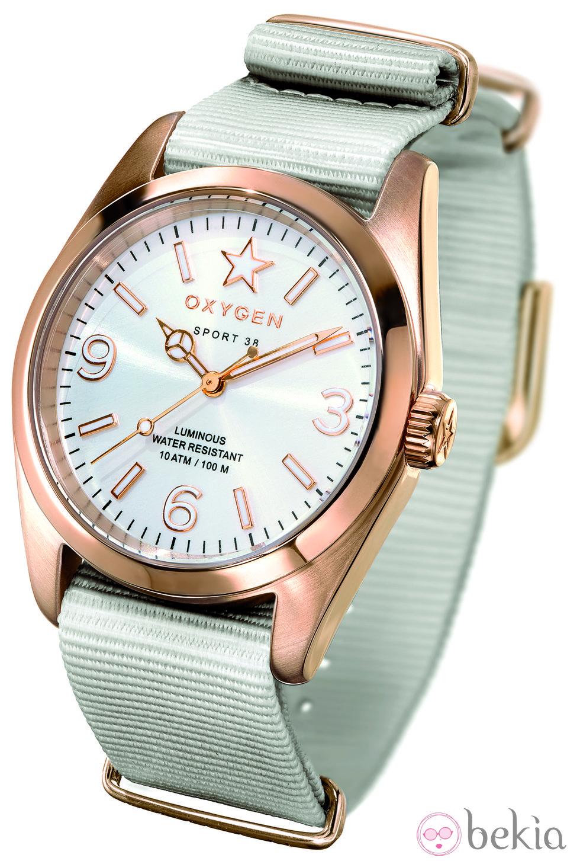 3073768612d7 Anterior Reloj modelo Nugget de la colección primavera verano 2013 de Oxygen