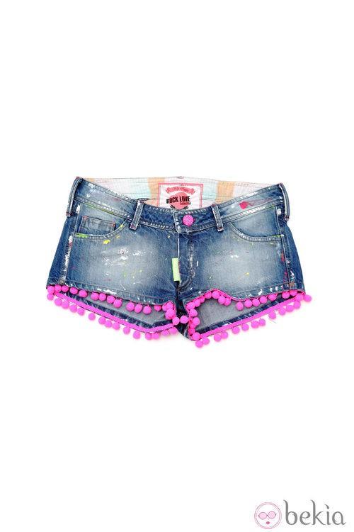 Shorts de la colección primavera/verano 2013 de Holy Preppy