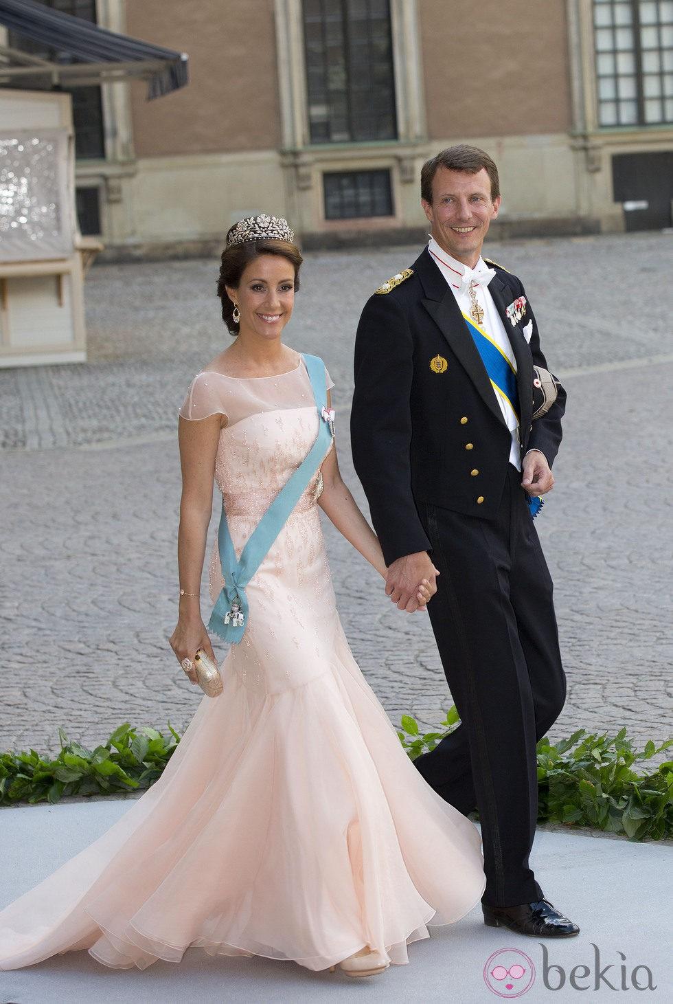 Look boda vestido rosa