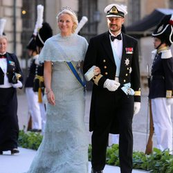 Looks de las invitadas la boda de Magdalena de Suecia y Chris O'Neill