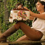 Bolso inspirado en Andalucía de la nueva colección de Corttijos Housebags