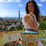 Bolso inspirado en Barcelona de la nueva colección de Corttijos Housebags