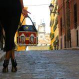 Bolso inspirado en Madrid de la nueva colección de Corttijos Housebags