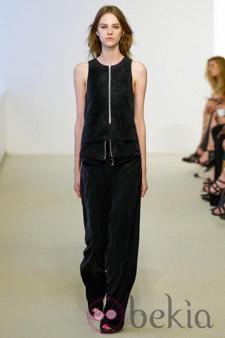 Jumpsuit de la colección Resort 2014 de Calvin Klein
