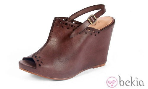 Zapato con plataforma de la colección primavera/verano 2013 de Sixtyseven