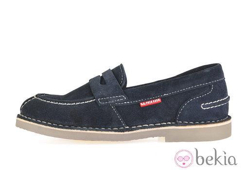 Zapatos denim de la colección otoño/invierno 2013 de U.S. Polo Assn