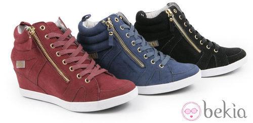 Sneakers de la colección 'Innovación' primavera/verano 2013 de XTI