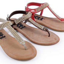 Colección de calzado femenino 'Innovación' primavera/verano 2013 de XTI