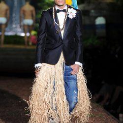 Colección primavera/verano 2014 de DSquared2 en la Semana de la Moda de Milán