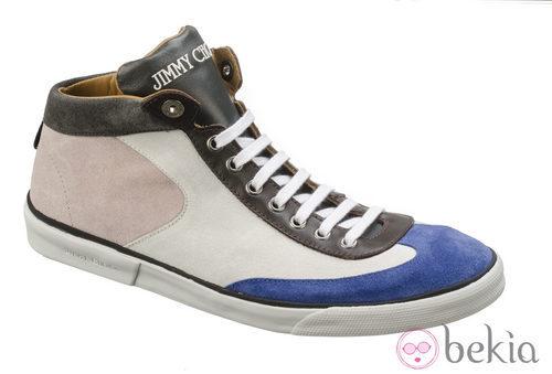 Sneakers de la colección masculina primavera/verano 2014 de Jimmy Choo