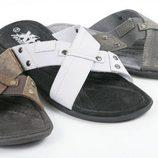 Sandalias doble tira de la colección masculina primavera/verano 2013 de Xti