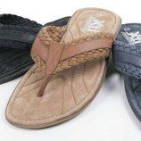 Sandalias diseño trenzado de la colección masculina primavera/verano 2013 de Xti