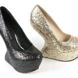 Zapatos con plataforma de la colección primavera/verano 2013 de Alex Silva