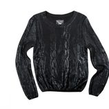 Jersey de punto encerado de la colección otoño/invierno 2013 de Lois
