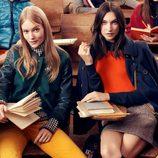 Looks femeninos otoño/invierno 2013 de Tommy Hilfiger
