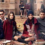 Looks de la colección otoño/invierno 2013 de Tommy Hilfiger