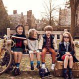 Línea infantil de la colección otoño/invierno 2013 de Tommy Hilfiger