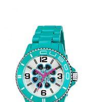 Reloj con correa turquesa de la colección primavera/verano 2013 de Custo