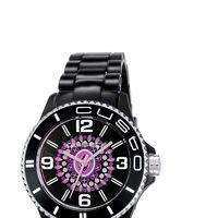 Reloj negro de la colección primavera/verano 2013 de Custo