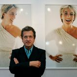 Mario Testino fotografía a Diana de Gales