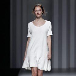 Vestido de la colección primavera/verano 2014 de Sita Murt en Madrid Fashion Week