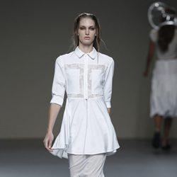 Total look de la colección primavera/verano 2014 de POL en la pasarela EGO Madrid Fashion Week