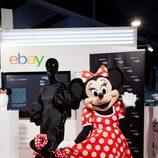 Minnie Mouse con el vestido de gitana de la colección 'Inspired by Minnie' de Vicky Martin Berrocal