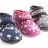 Zapatillas de niño con velcro de la colección otoño/invierno 2013/2014 de Victoria