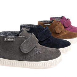 Colección de calzado infantil de la colección otoño/invierno 2013/2014 de Victoria