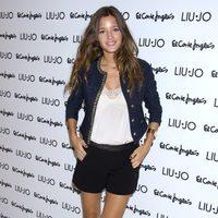 Malena Costa presentado la colección otoño/invierno 2013/2014 de Liu Jo