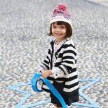 Chaqueta de lana de la colección otoño/invierno 2013 de Benetton Kids