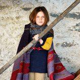 Pantalón beige y jersey de la colección otoño/invierno 2013 de Benetton Kids